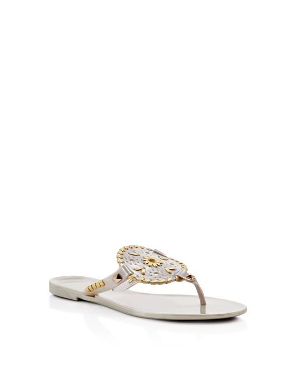 6b2c013b01ea Jack Rogers Miss Georgia Jelly. Jack Rogers Girls  Miss Georgica Jelly  Sandals - Toddler