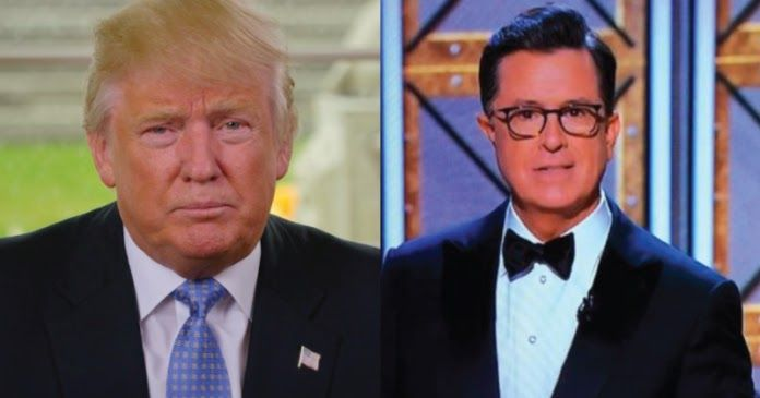 Hollywood hasn't gotten the message apparently. It was another night of Trump bashing at the Emmy Awards on Sunday. This was the most polit...