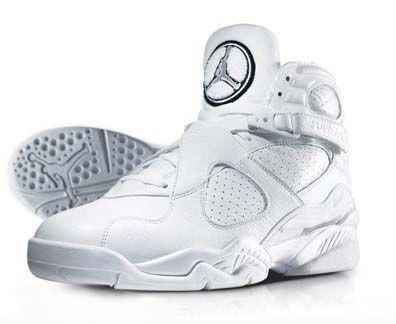 various colors 3d9d7 5fd61 Air Jordan 8 Retro White | Sneakers in 2019 | Air jordan ...