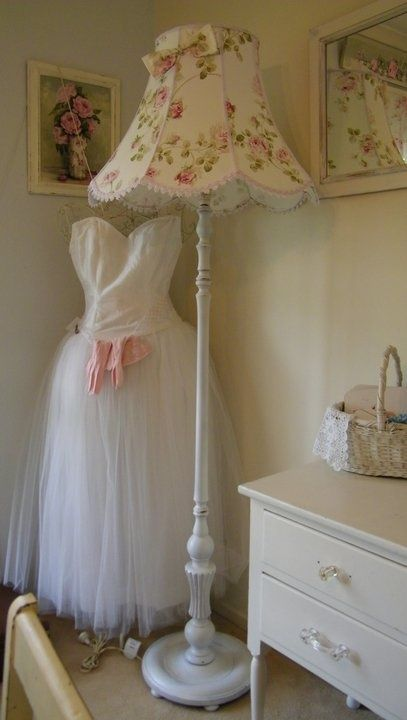 Photo of Lamps in the Shabby chic style – storiestrending.com