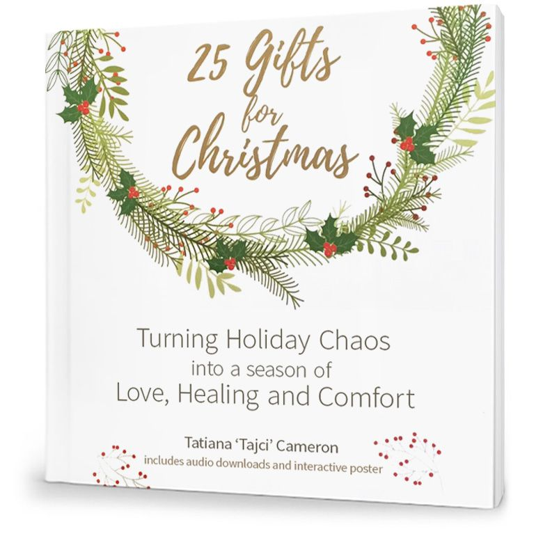 """Enjoy Christmas Without the Chaos! """"25 Gifts for Christmas ..."""