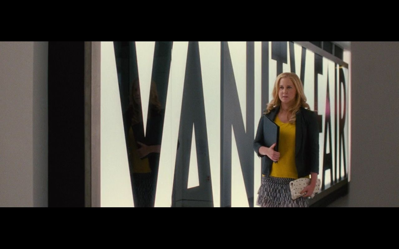Vanity Fair Magazine – Trainwreck (2015) Movie Scene