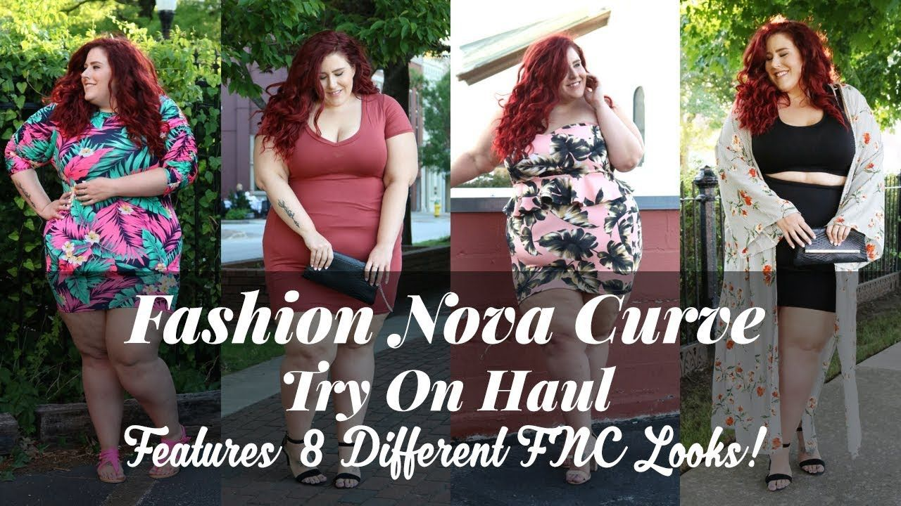d2ae14e2ffc Huge Fashion Nova Curve Try On Haul - Featuring 8 Looks | Curves ...