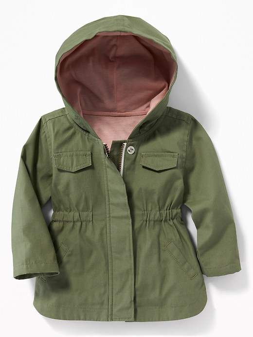 85a1c2afc Old Navy Hooded Utility Parka for Baby