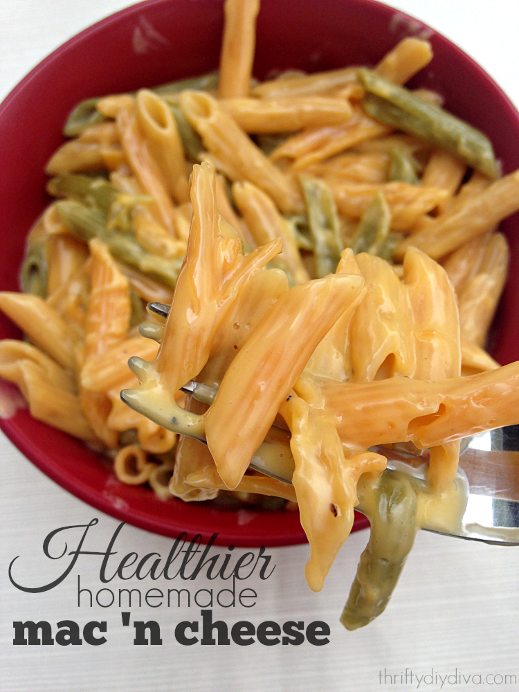 Healthier And Delicious Homemade Mac Amp Cheese With
