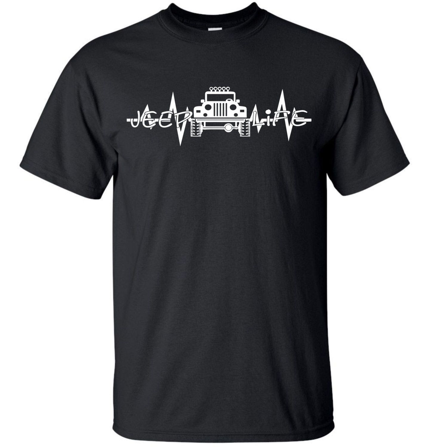 Jeep Life... T-Shirt by MathesonGraphics on Etsy