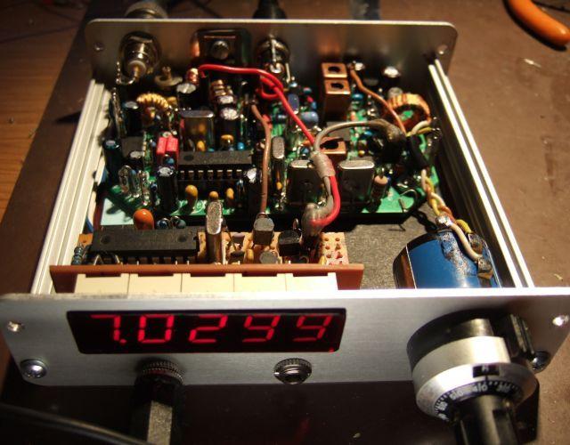 A few QRP homebrew projects | Ham | Qrp, Ham radio, Home brewing