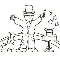 Resultado De Imagen De Personajes Circo Dibujo Personajes De Circo Circo Dibujo Circo Para Niños