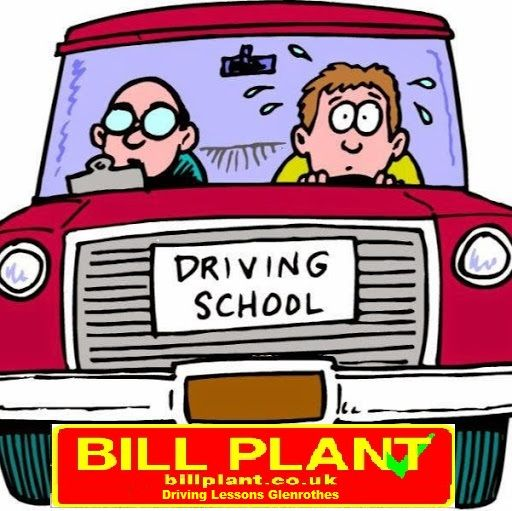 Driving School Indicates Advanced Skills And Awareness Not At The