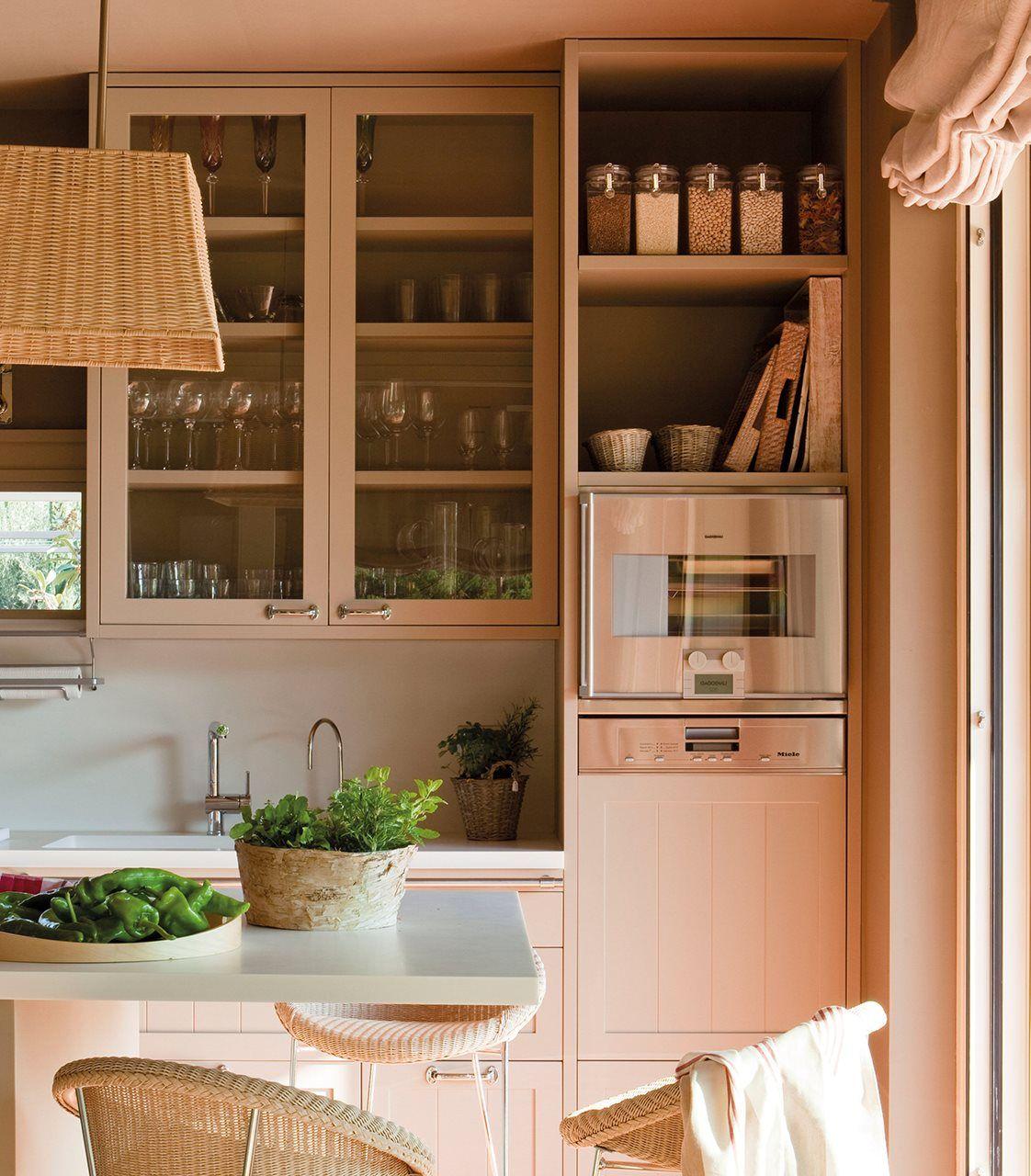15 soluciones para tener tu cocina organizada | Baño, Cocinas y ...