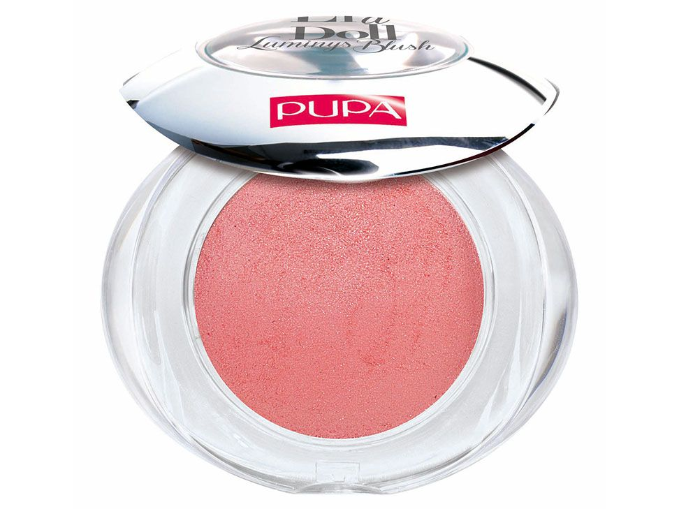 Rubor Pupa Like A Doll Luminy S Blush Beige Pink Rubor Pink Y