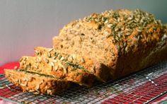 #Receta: Pan de 7 semillas.