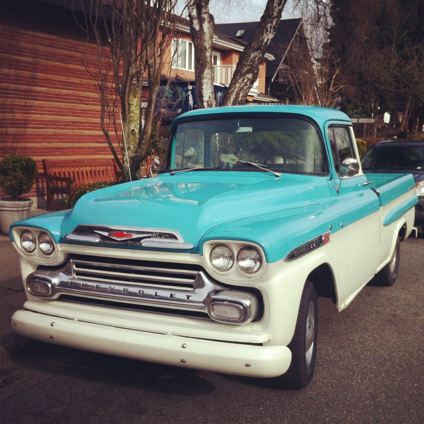 Vintage trucks Chevrolet … | Pinteres…