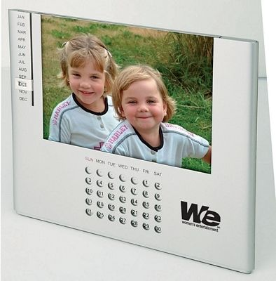 Promotional Essentials PONTOS Perpetual Calendar/Photo Frame ...