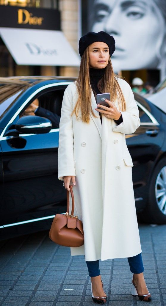 Miroslava Duma Paris Fashion Week 2016