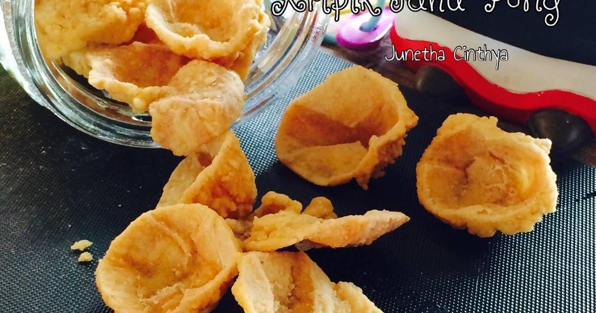 Resep Kripik Tahu Pong Oleh Junetha Cinthya Resep Resep Makanan Makanan Dan Minuman Makanan