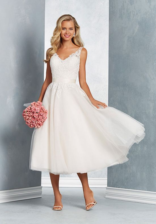Wedding Dresses: Illustration Description Whimsical tulle wedding ...