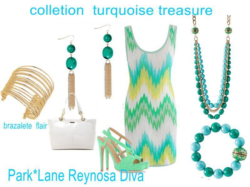 colletion turquoise treasure