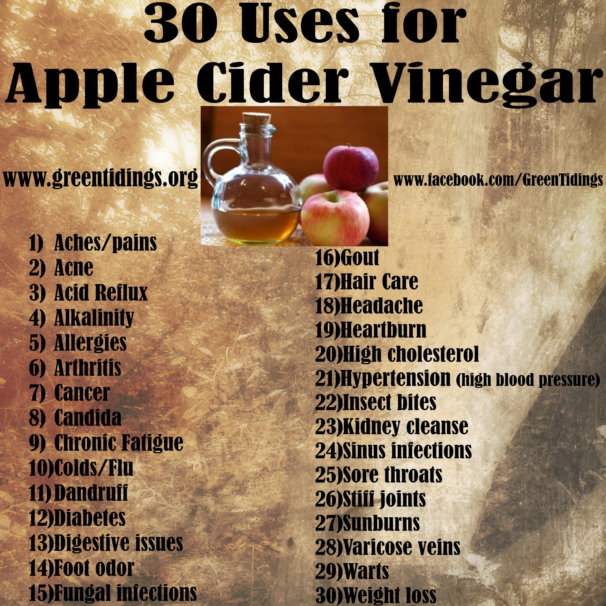 Starting My Day Liver Cleanse Tomorrow Tbsp Of Cider Oz - Secret benefits drinking apple juice