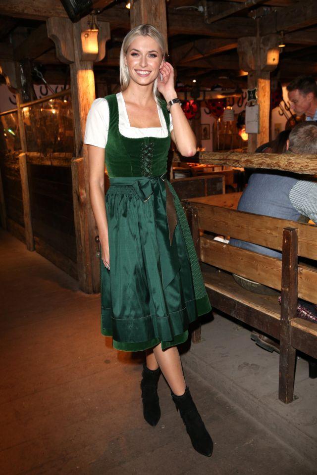 Stars im Dirndl: Die schönsten Wiesn-Looks 2018 #fancydress
