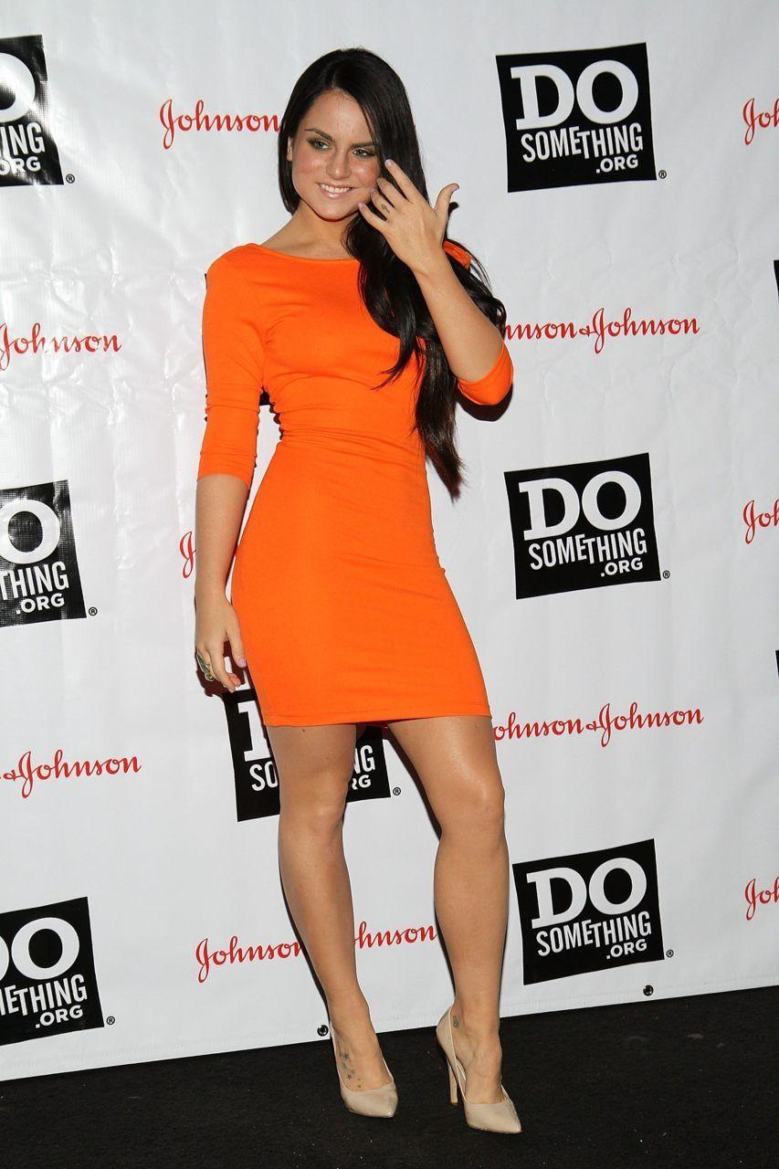 Joanna Levesque at the 2011 Do Something Awards Kick-Off, New York City (23 May, 2011)