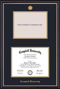 School Specific Diploma Frames Cusom Version T Campbell University Diploma Frame Doctor Graduation Gift