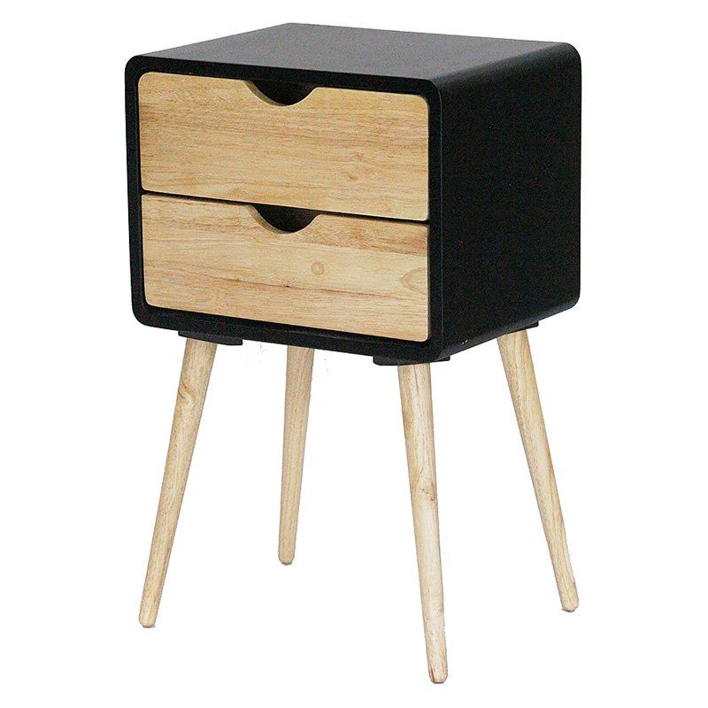 Heather Ann Creations Euro Vertical Filing Cabinet - W22376-BLK