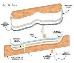 Recurve Bow Building Plans Pdf Plans Projekter