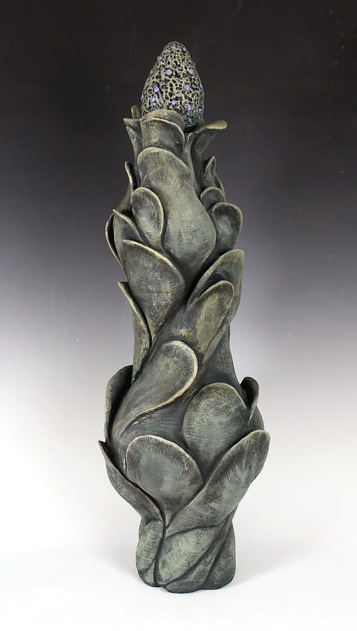 Organic Form By Patty Sheppard Natural Form Artists Organic Ceramics Pottery Form