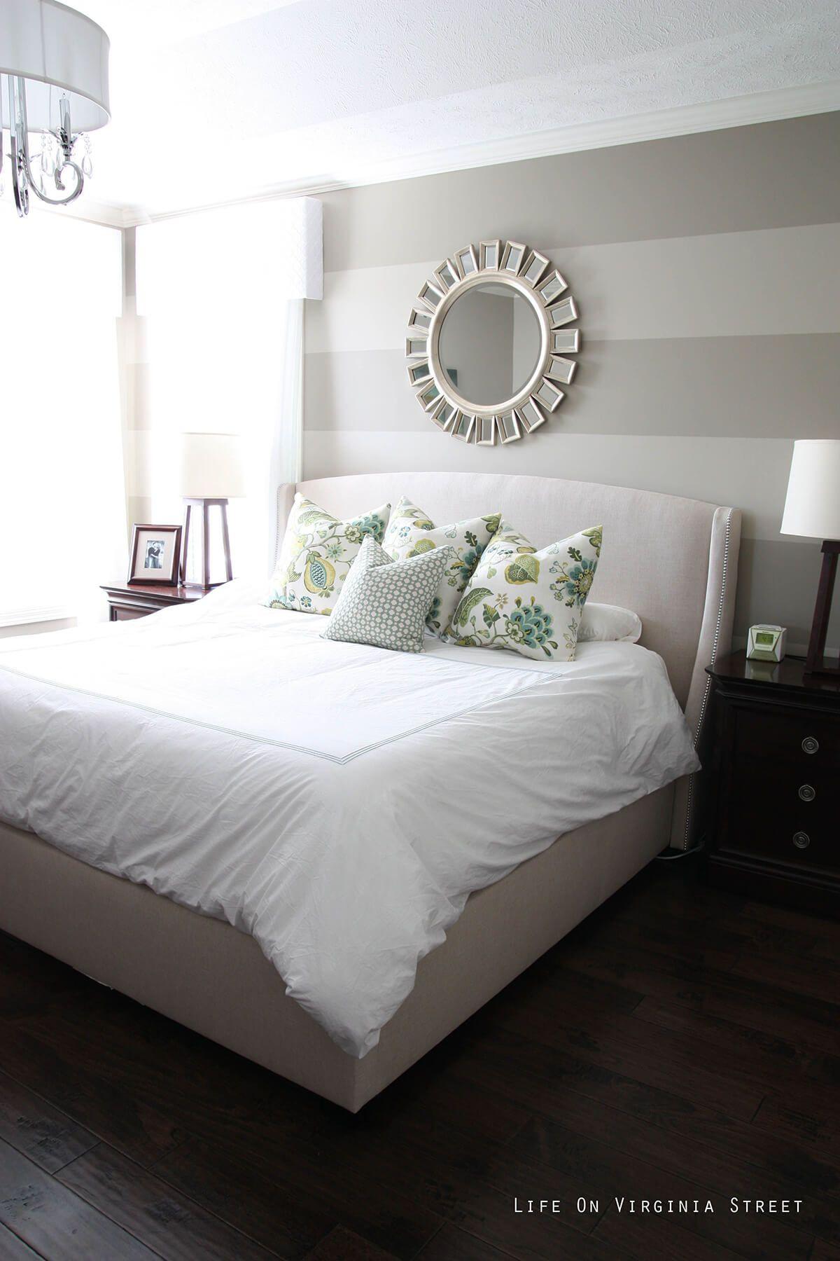 Pareti camera da letto: 15 idee per decorare con stile e carattere ...