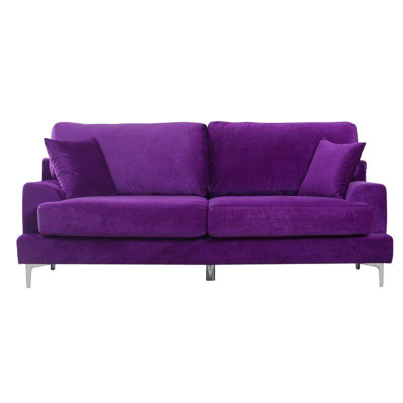2018 pantone color of the year, pantone color of the year 2018, bright purple sofa, pantone ultra violet, dark purple