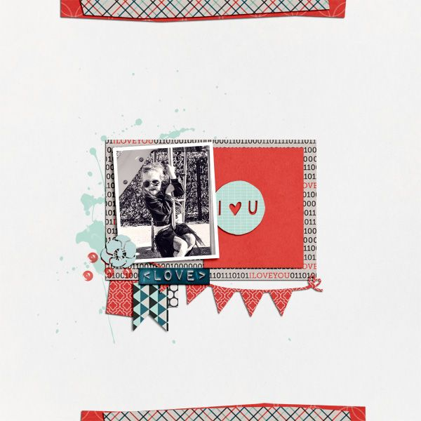 ☆☆☆ Credits ☆☆☆ Photo | 13 avril 2013 ☆Doodle Up v1 | Templates by Julia Idland Designs ☆Talk Nerdy to Me | Kit by Two more days and Penny Springman ☆What a mom! | Cut files by Two more days