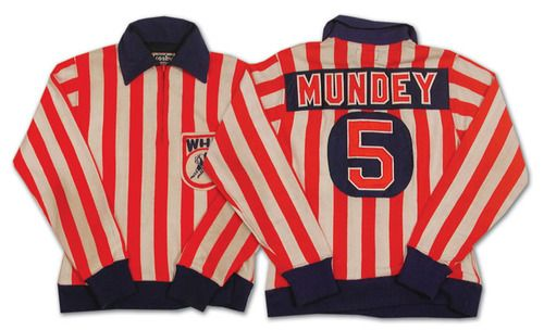 This is the typical referee sweater for the World Hockey Association. The  WHA crest is 19c16b166