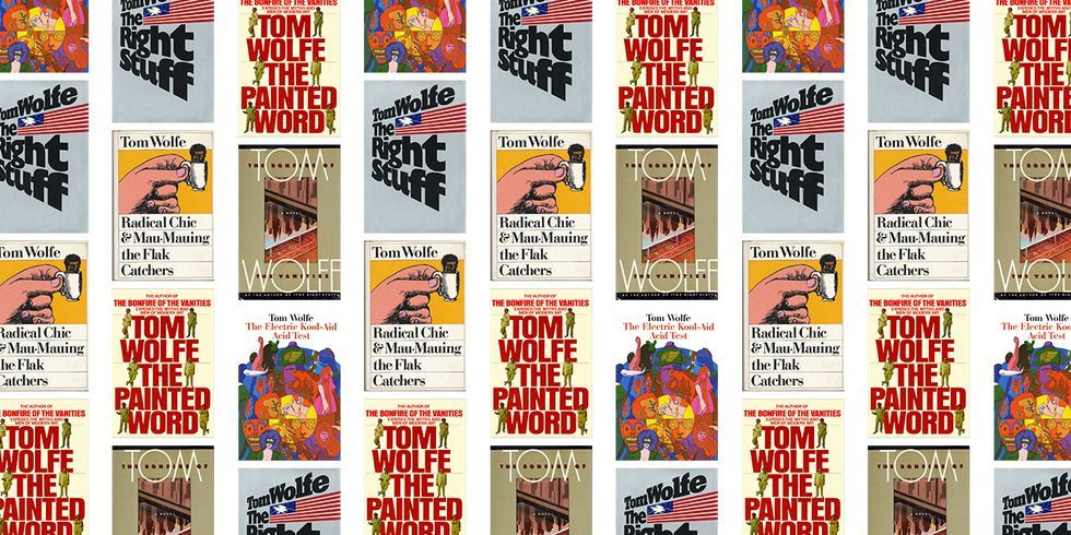 5 Best Tom Wolfe Books - Essential Tom Wolfe Books You Should Read