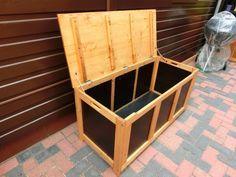 Auflagenbox Selber Bauen Holzwerkerblog Com Selber Bauen Holzkiste Bauen Auflagenbox