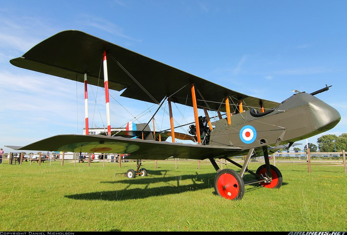 Airco DH-2 (replica) aircraft picture