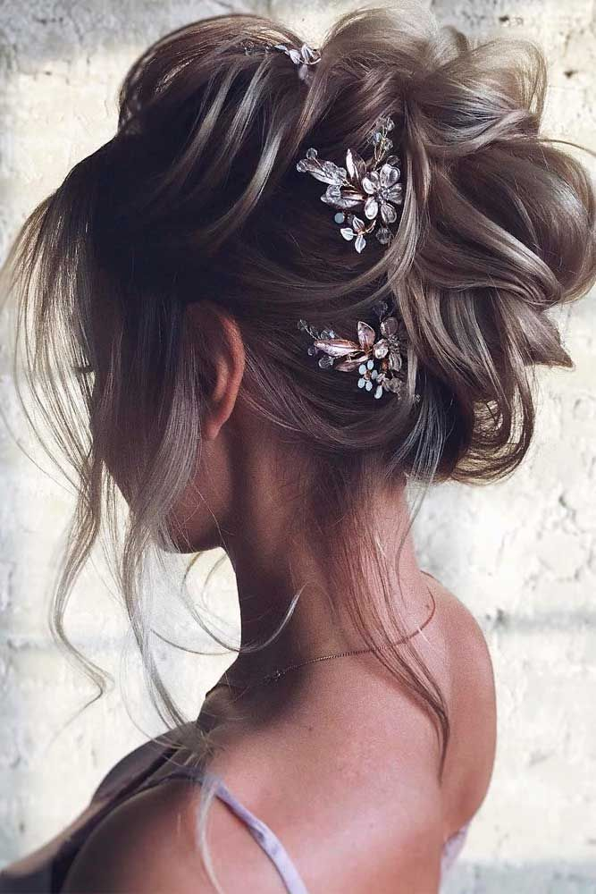 68 Stunning Prom Hairstyles For Long Hair For 2020 | Prom hairstyles for long hair, Long hair ...