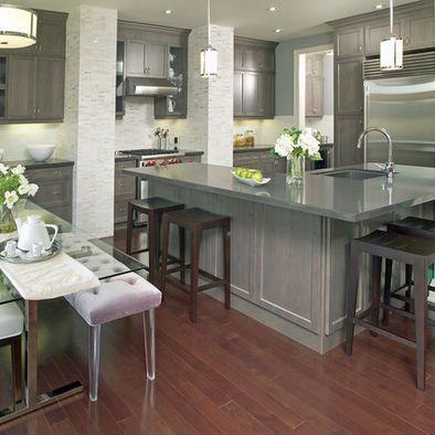 Best Loving This Color Scheme Contemporary Kitchen Design 400 x 300