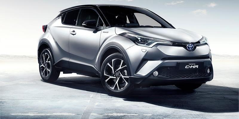 Mit dem eigenwillig gestylten C-HR will Toyota in der Klasse der sogenannten Crossover ein Zeichen setzen