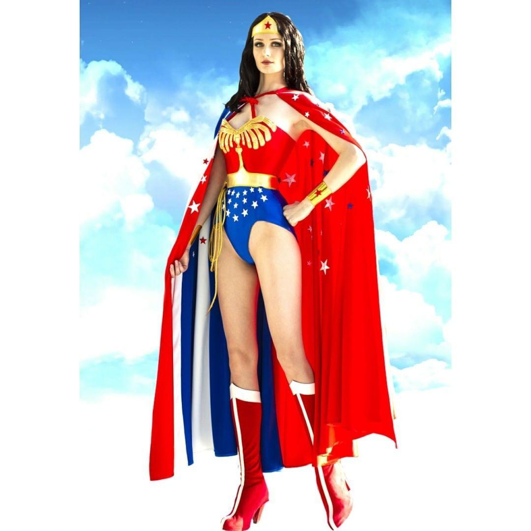 40+ Does wonder woman wear a cape inspirations