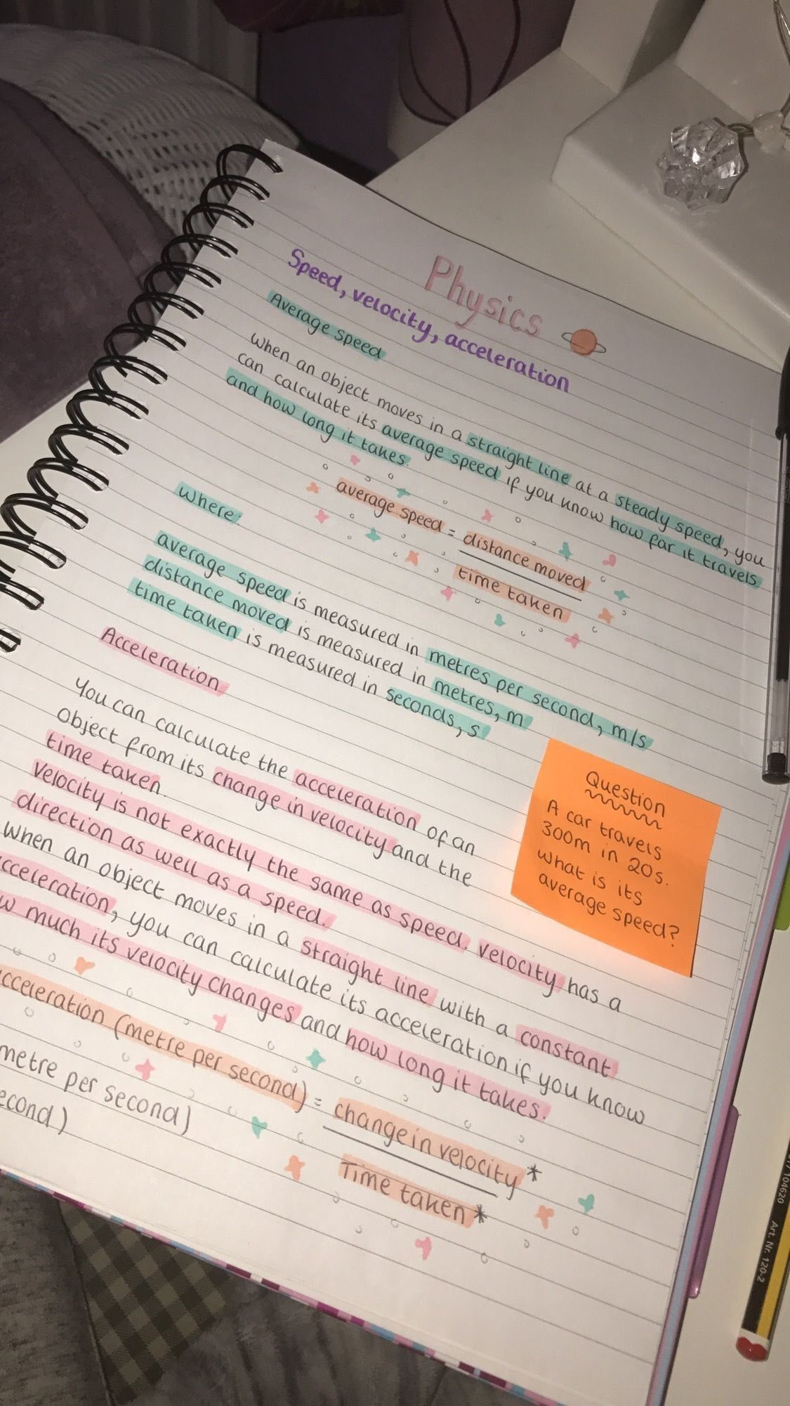 Pin By Lizbeth Mart On Apuntes School Organization Notes School Study Tips Physics Notes Speed writing changing it up