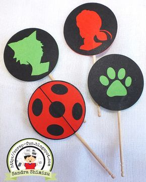 Scrap Festa Miraculous Tales Of Ladybug And Cat Noir Ladybug Birthday Party Miraculous Ladybug Party Ladybug Party Decorations