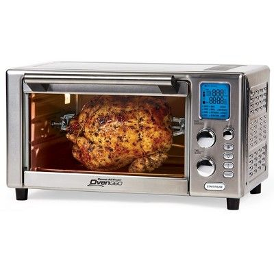 As Seen On Tv The Airfryer Oven 360 Silver In 2019