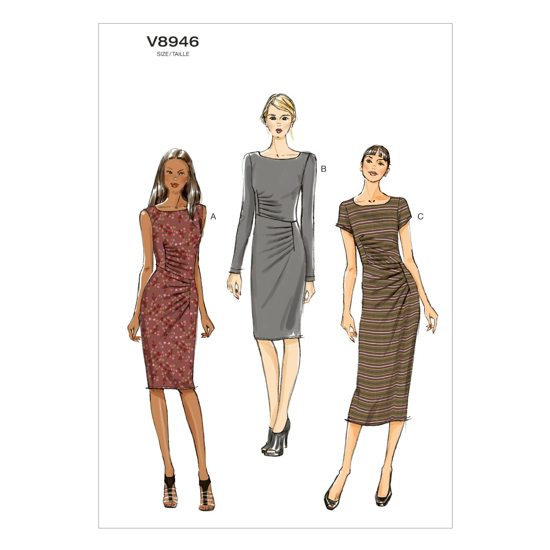 Mccall Pattern V8946 16 - 18 - 20 - 2 - Vogue Pattern | Vogue ...
