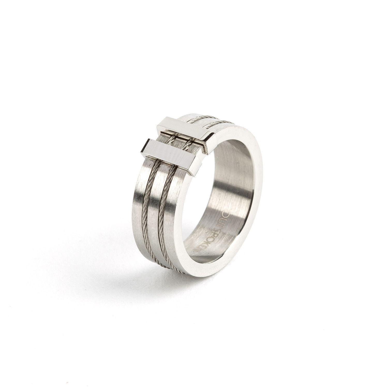Cyno // Silver + Titanium (Size: 8)