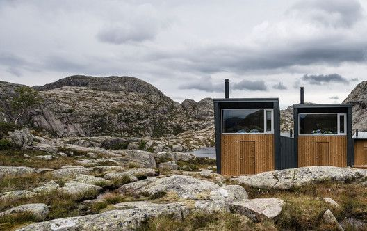 Skåpet Mountain Lodges in Soddatjørn,© Tonu Tunnel