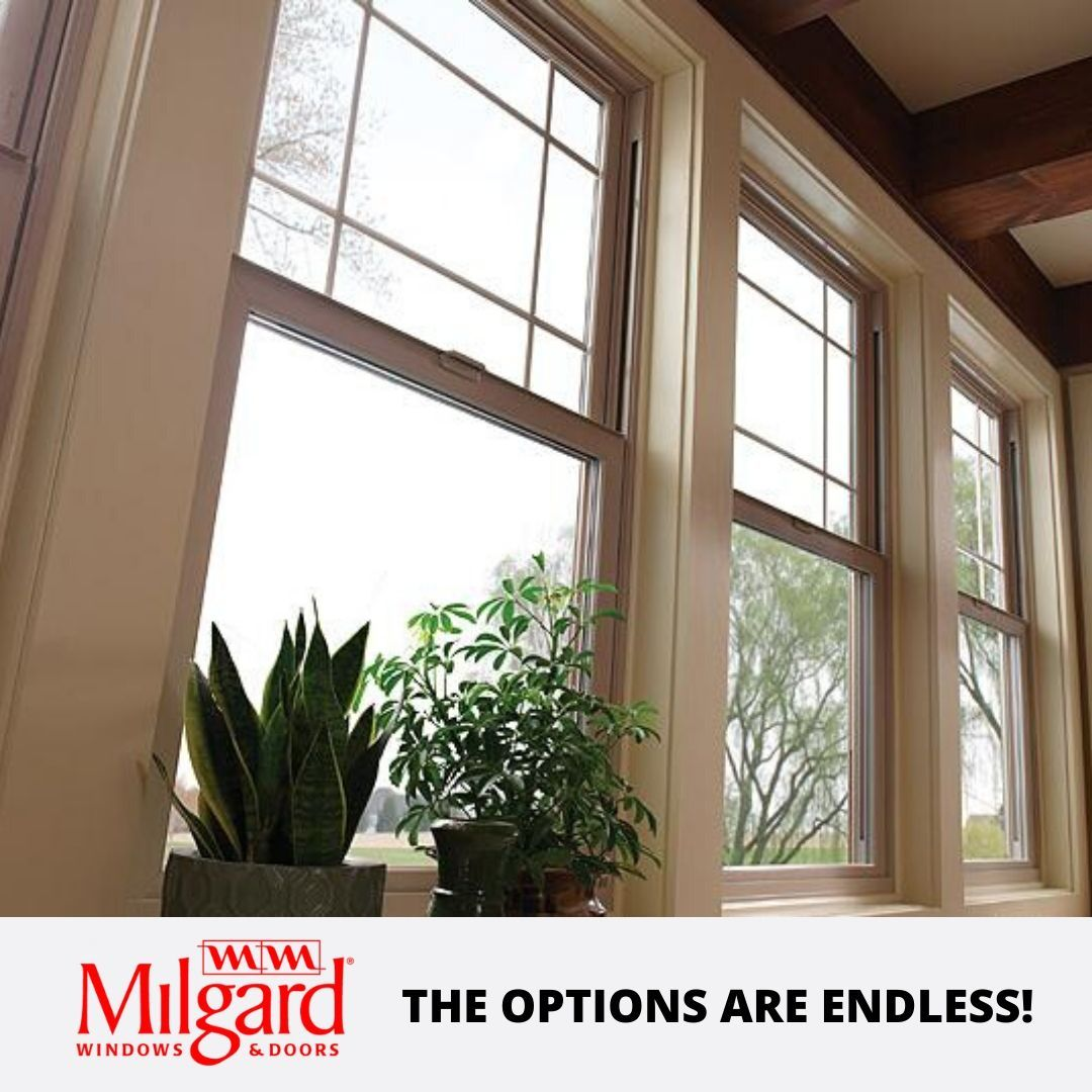 With So Many Options It Can Be Hard To Decide Between Vinyl Fiberglass Or Aluminum The Good News For You Is M In 2020 Residential Windows Windows And Doors Windows
