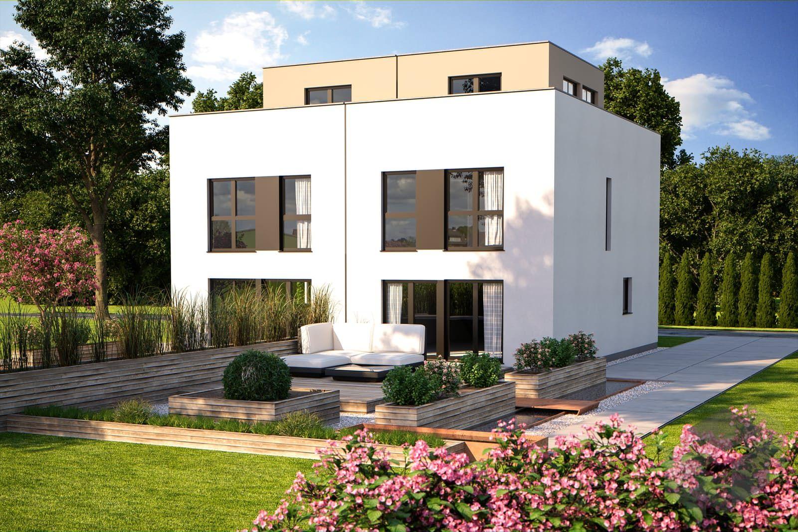 Auswahl von dreigeschossigen Häusern findest Du beim