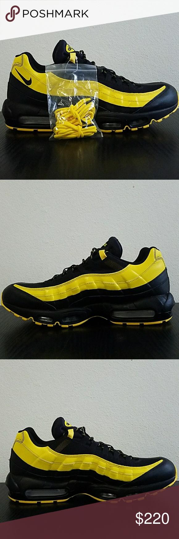 Nike NIKE Air Max 95 sneakers men AIR MAX 95 FREQUENCY PACK black black AV7939 001