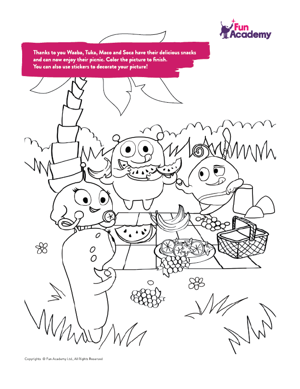 Pin by Fun Academy on FREE Worksheets and Printables for ...
